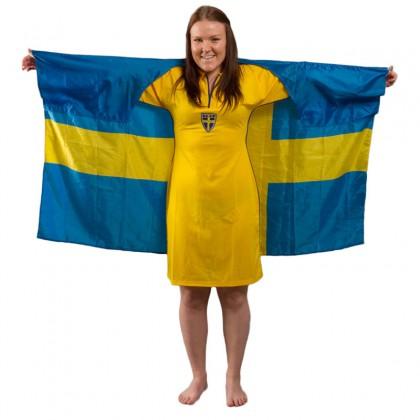 SWE Flag vest