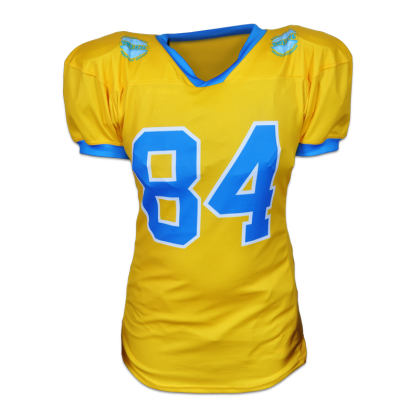 American football – long game jersey