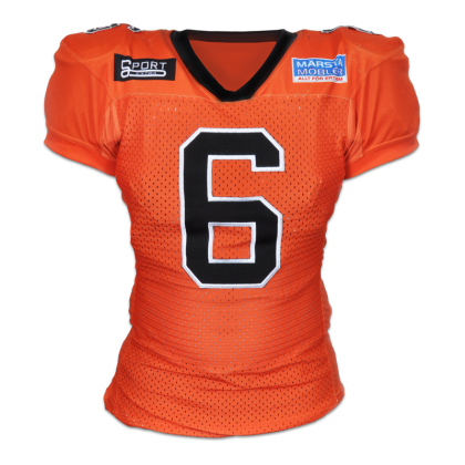 American football – game jersey