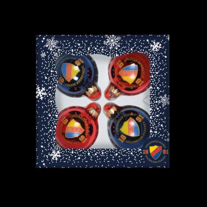 Christmas Balls Djurgården