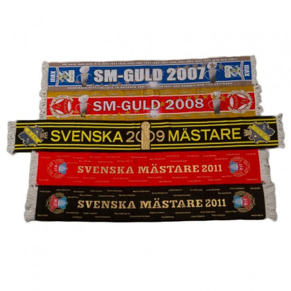 Halsduk Vävd HD (Svenska mästare)