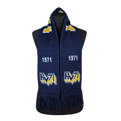 HV71 Knitted standard scarf