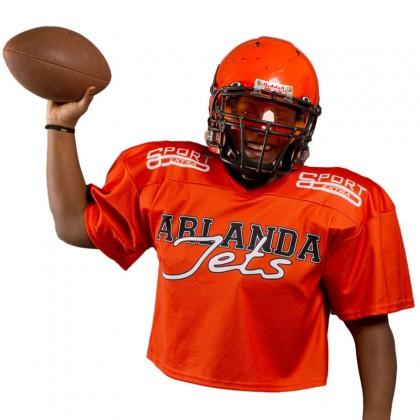 American football (Jets training jersey)