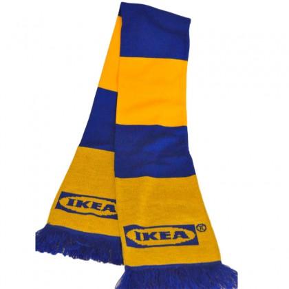 Scarf knitted standard (IKEA)