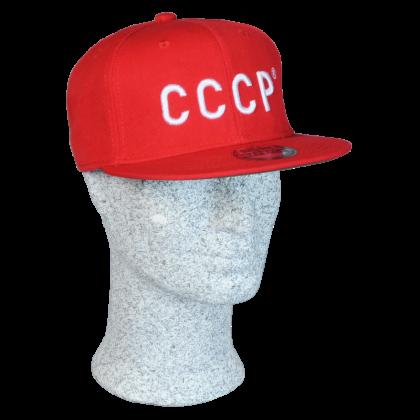 CCCP red cap