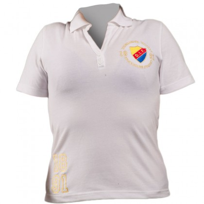 Polo shirt white (women)