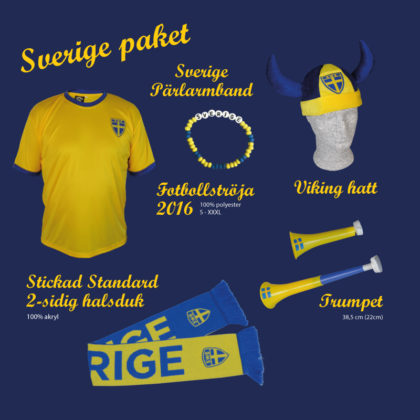 Sverige paket 2016