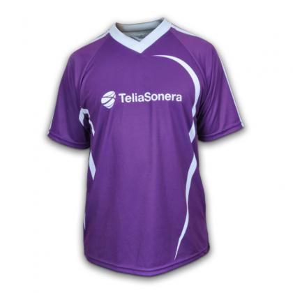 Fotbollströja Promotion (Telia Sonera)