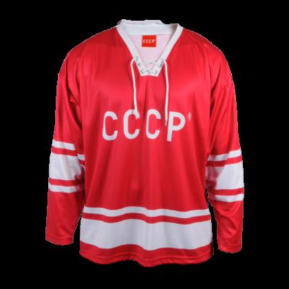 CCCP hockey replica