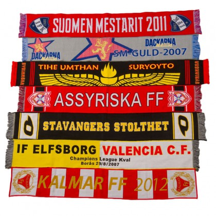 Scarf woven (sport)