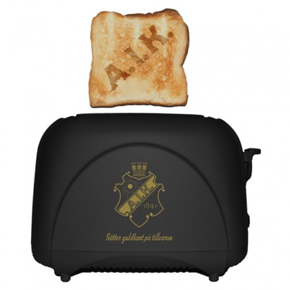Toaster with logo (AIK)