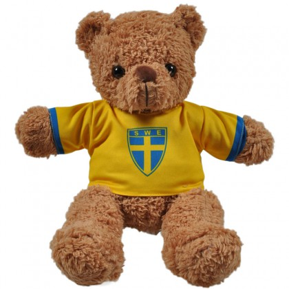 Nalle fotbolls tröja (SWE)